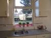 uitzicht vanuit het keukenraam