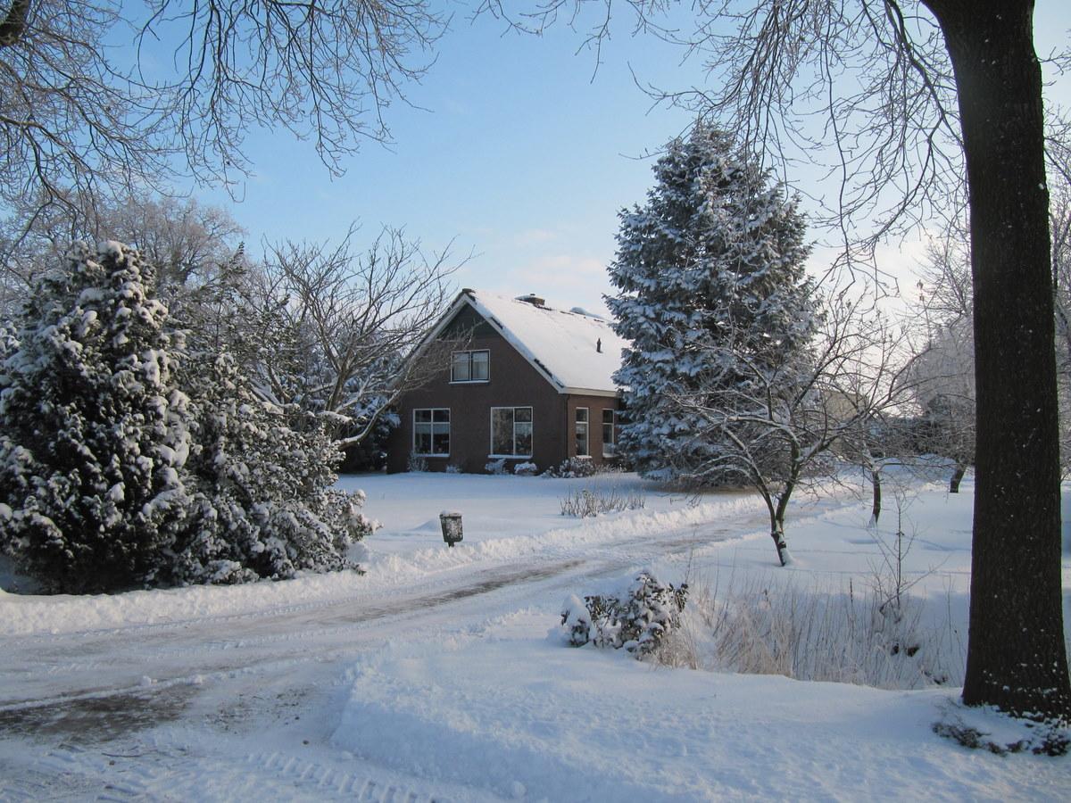 vakantiewoning-in-de-sneeuw