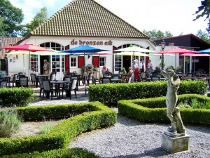 De Bronzen Eik in Sellingen