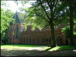 Het klooster in Ter Apel